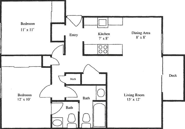 San Leandro Apartments Floor Plans Alderwood Apartments